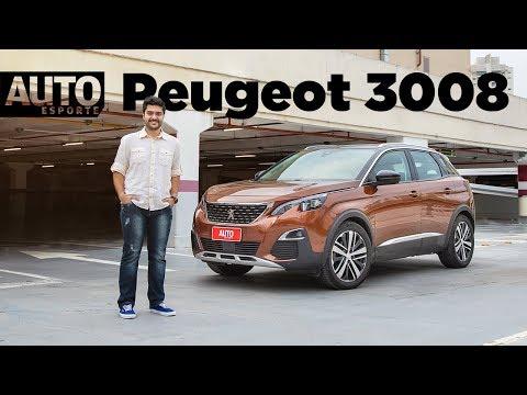 O Peugeot 3008 é um francês à altura do Jeep Compass