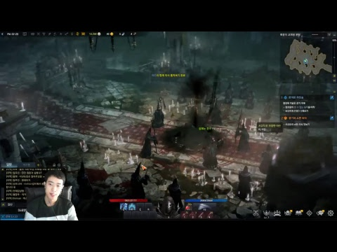 Lost Ark Summoner Gameplay
