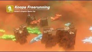 Bowser Kingdom Koopa Freerunning Best Route