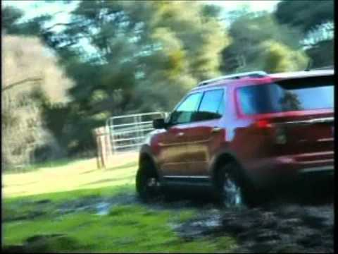Ford Commercial for Ford Explorer (2011) (Television Commercial)