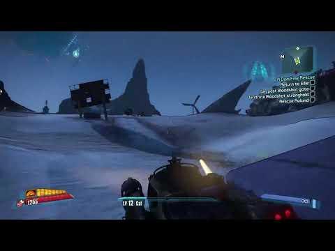Borderlands 2  Hyperion Allegiance Run Day 2 (Expect death)