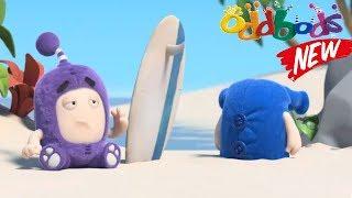 Oddbods Full Episode - Marooned - The Oddbods Show Cartoon Full Episodes