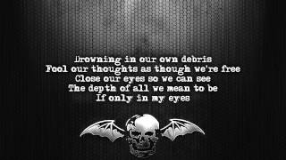 Avenged Sevenfold - Tonight The World Dies [Lyrics on screen] [Full HD]