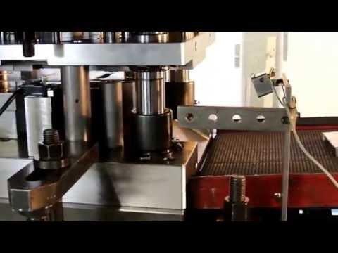 FPM Prensa mecanica para estampación en frio 250 TON
