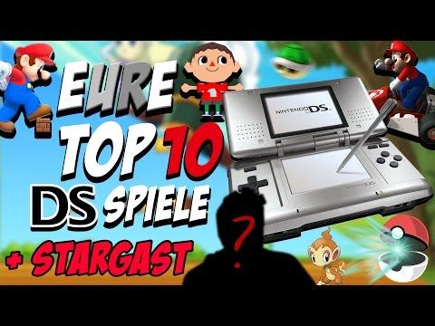 Top 10: Eure liebsten DS-Spiele