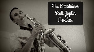 The Entertainer (Scott Joplin / Ragtime) Alto Sax
