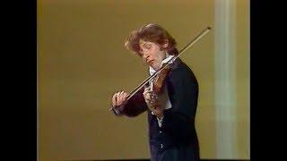 Ilya Grubert plays Wieniawski Variations on an Original Theme - video 1978