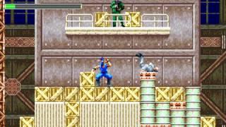 Ninja Five O Longplay (Game Boy Advance) [60 FPS]
