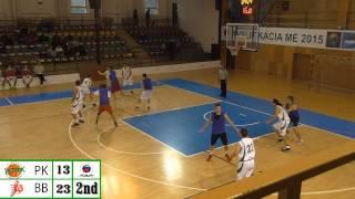 preview picture of video 'BK Pezinok- ŠPK Banská Bystrica [DL Juniori]'