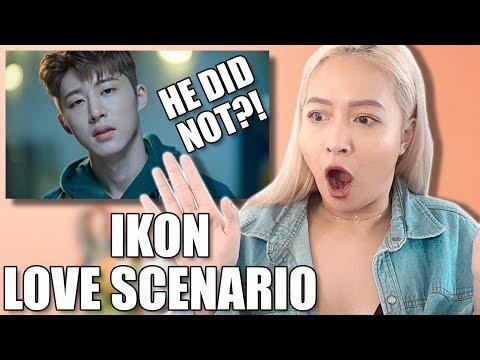 iKON - 'LOVE SCENARIO (사랑을 했다)' REACTION VIDEO