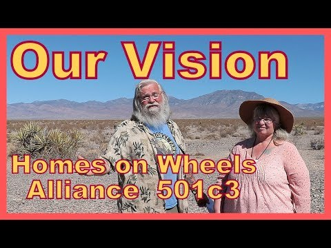 Homes On Wheels Alliance Mission Statement 501c3 HOWA
