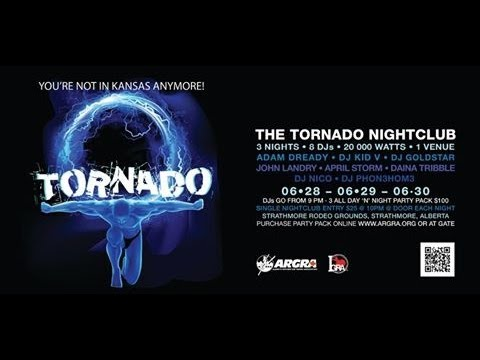 Djkidv Headlining @ The Tornado Club June 28,2013
