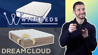 WinkBed vs DreamCloud Review | Luxury Mattress Comparison (UPDATED)