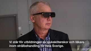 Strålbehandling i den virtuella världen