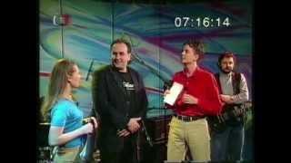 Video Rotor live 1999 ČT1 Dobré ráno - Jsme jenom lidi.mp4