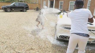CAR WASH PRANK