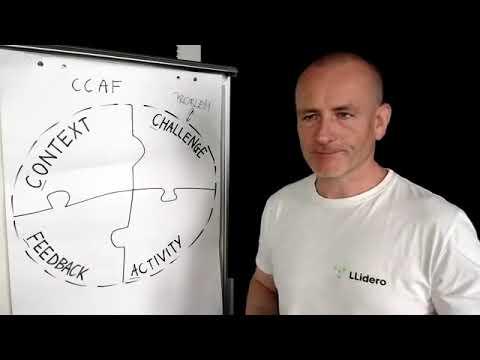 Jak wykorzystać model CCAF wprojektowaniu szkoleń e-learningowych?