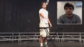 Teen Who Invented Viral Bottle-Flipping Craze Apologizes for Distracting Kids