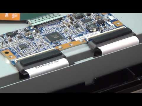 LCD Panel failure