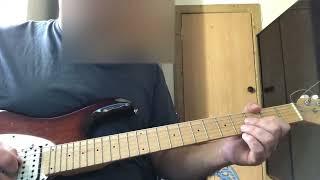 Микрохроматика на обычной гитаре