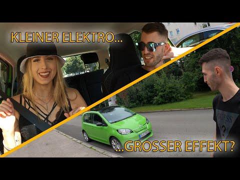 Skoda Citigo e: Vom 350PS VERBRENNER zum ELEKTRO! -Experiment-