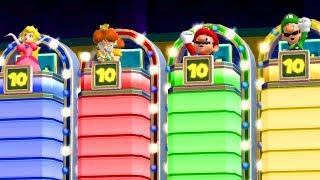 Mario Party 9 - All Lucky Minigames #2