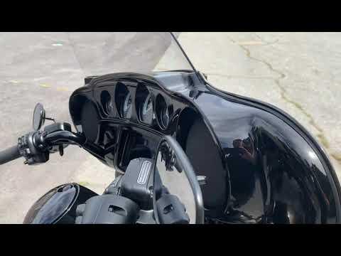 2020 Electra Glide Ultra Limited Black