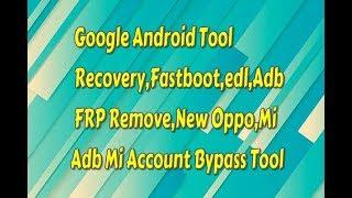 MI Account Bypass ADB Tool MI Account Bypass Tool ADB