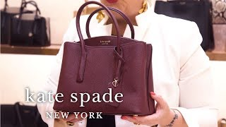 New Handbags: Suede, Satchels & Crossbody Bags | Talking Shop | Kate Spade New York
