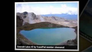 preview picture of video 'Tongariro National Park and Lake Taupo Cheesenut's photos around Turangi, New Zealand'