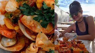 Seafood Platter diSegaraBaliKitchen & Pool Wajib Dicobain Jika ke Canggu