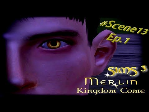[Sims 3] Merlin 6: Kingdom Come | Ep. 1: Rise and Shine | #13 [Subtitles]