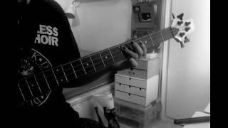 Five Finger Discount - Choking Victim (bass cover)
