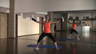 Xco 5 - Reactive Impact / Xco Workout Indoor Training / Fullbody / Ganzkörpertraining / cardio