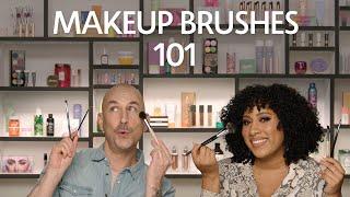 Makeup Brushes 101   Sephora