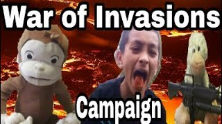 War of Invasions Campaign 1