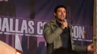 Karl Urban Dallas Comic Con: Sci-Fi Expo