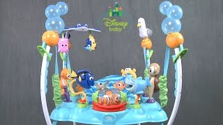 Disney Baby Finding Nemo Sea of Activities Jumper from Kids II