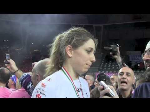 Piacenza vince la Coppa Italia di Volley Femminile