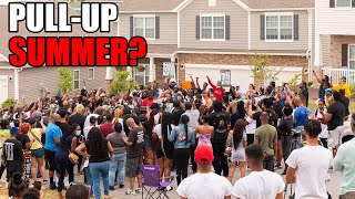 Tariq Nasheed: Is It Going To Be a Pull-Up Summer?