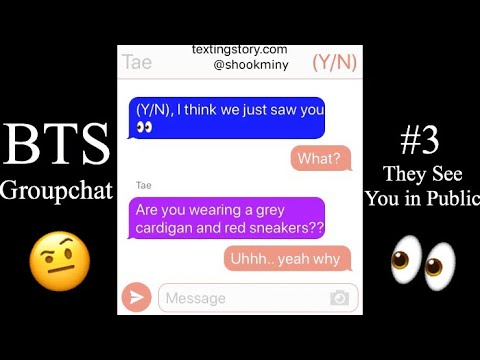 BTS Groupchat #3: They See You in Public! - Youtube Download