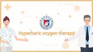 (ENG)Hyperbaric oxygen therapy 원광대학교병원 고압산소치료안내 영문 관련사진