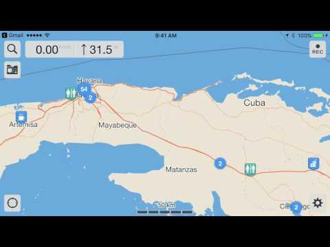 Galileo Offline Maps Pro — Getting Started