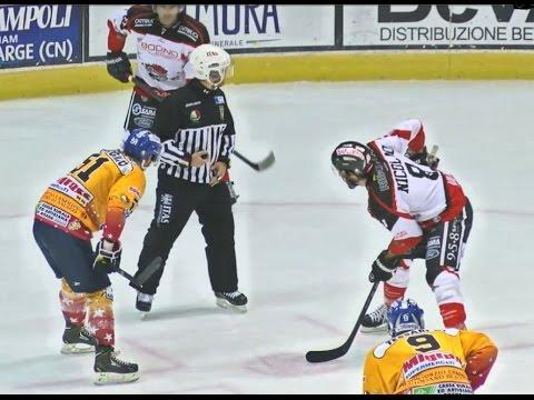 Hockey su Ghiaccio serie A 11° giornata H.C. Valpellice-Asiago Migross 25.10.2014