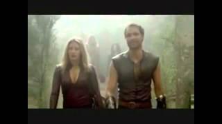 Легенда об искателе, Кара и Лео