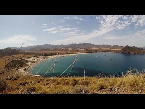 Las Mejores Playas y Calas del Parque Natural Cabo de Gata.