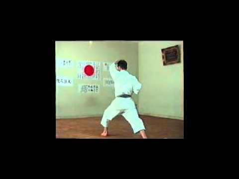 Shitoryu Karatedo Kihon Kata - Juni no Kata II
