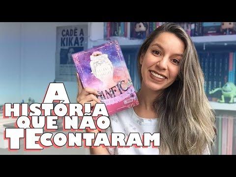 FANFIC: A História Que Não Te Contaram - Rafani Ferreira | Memórias de uma Leitora