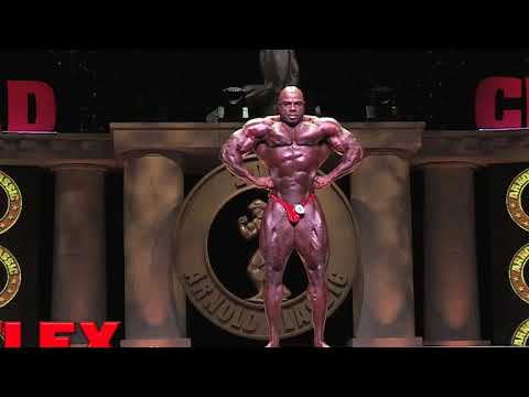 Higthlight Arnold Classic 2015
