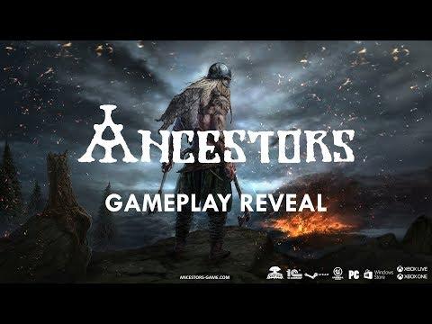 Ancestors PC Gameplay Reveal Trailer 2017 thumbnail